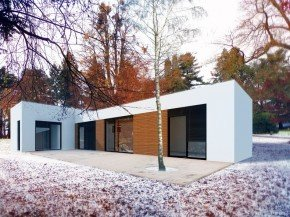 Modulový dům Easy 48 + 40