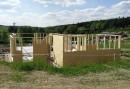 modulová dřevostavba Příšov u Plzně